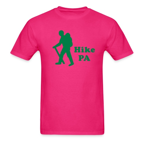 Hike PA Guy - Men's T-Shirt