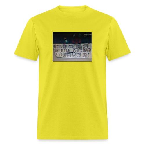 Come back when you ve won 18 - Men's T-Shirt