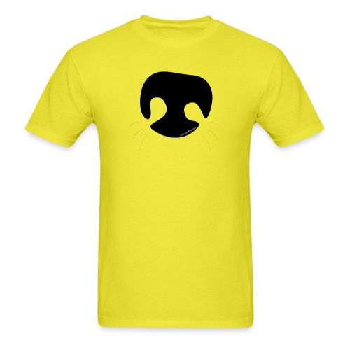 Dog Nose - Men's T-Shirt