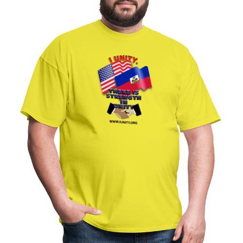 The Flag of Haiti E03 - Men's T-Shirt