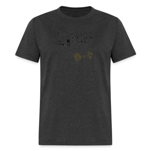Secrets of Snake (Black) - Men's T-Shirt
