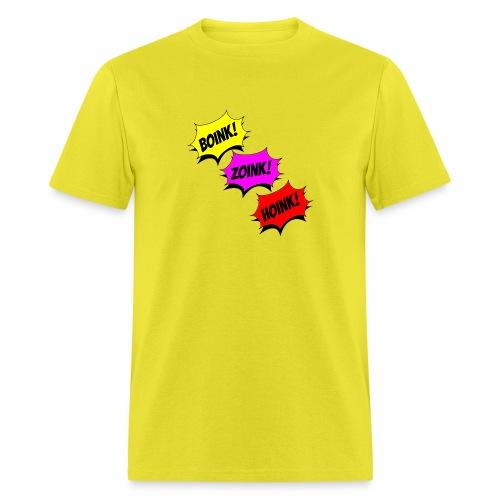 Boink Zoink Hoink - Men's T-Shirt