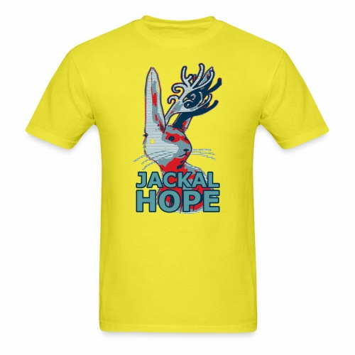 Jackalhope - Men's T-Shirt