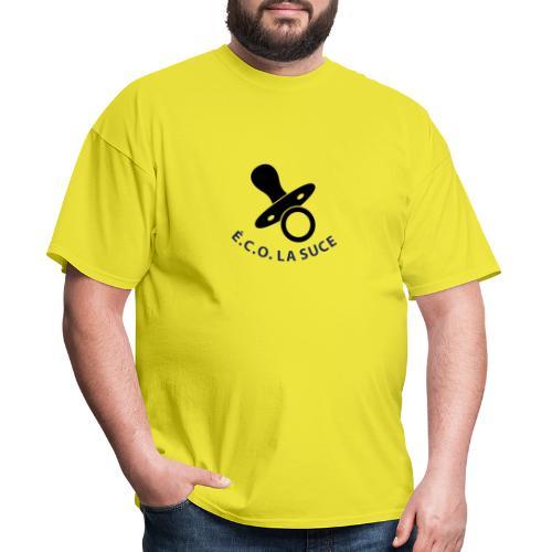 Logo É.C.O. LA SUCE - Men's T-Shirt