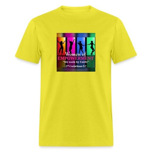 Woman Of Empowerment - Men's T-Shirt
