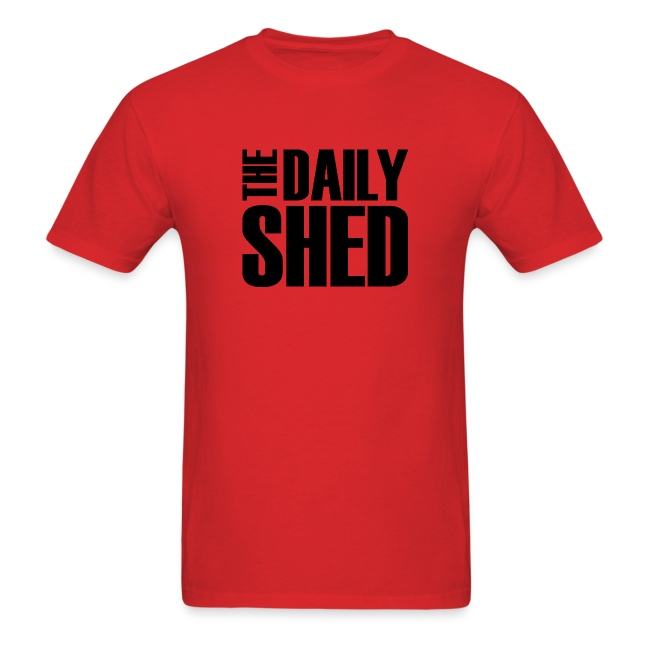 The Daily Shed Black