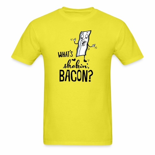 What's Shakin' Bacon - Men's T-Shirt