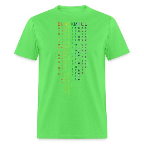 Words - Men's T-Shirt