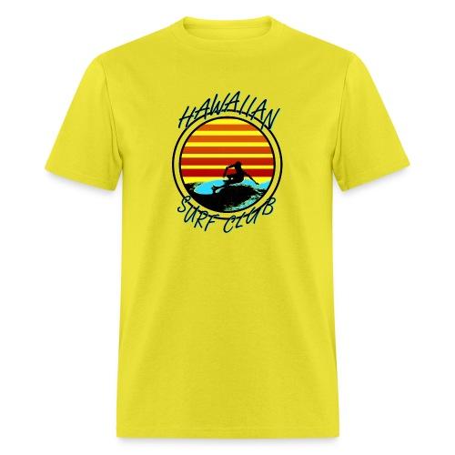 Hawaiian Surf Club - Men's T-Shirt