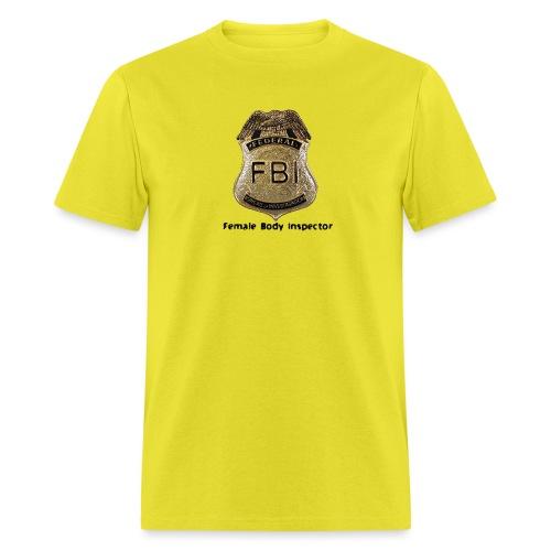 FBI Acronym - Men's T-Shirt