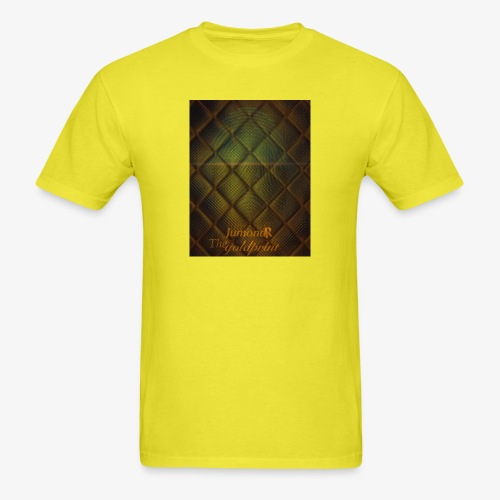JumondR The goldprint - Men's T-Shirt
