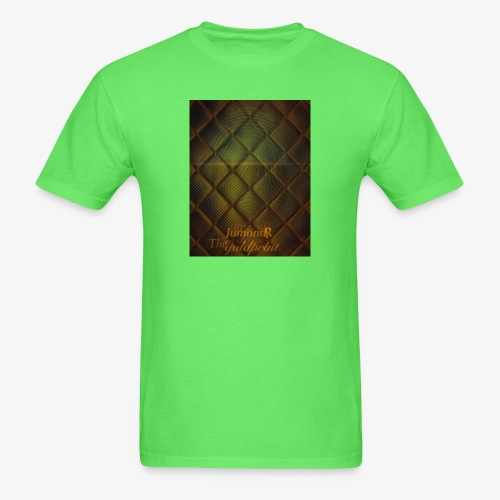 JumondR The goldprint - Men's T-Shirt