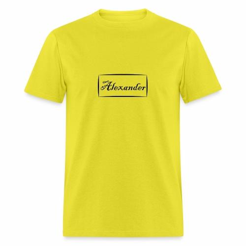 Alexander - Men's T-Shirt