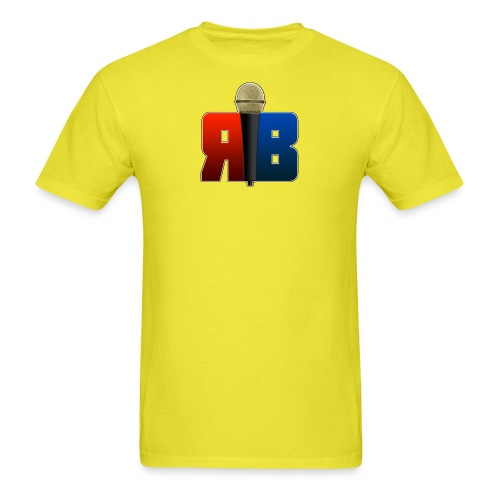 Rubik Beatbox Logo png - Men's T-Shirt