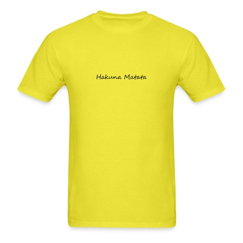 Hakuna Matata - Men's T-Shirt