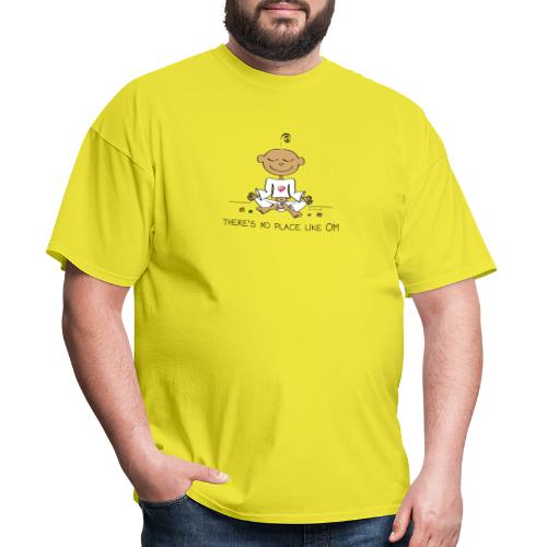 There is no place like OM - Men's T-Shirt