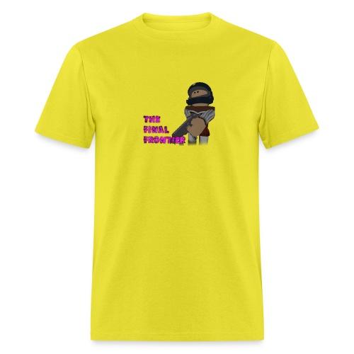 The Final Frontier - Men's T-Shirt