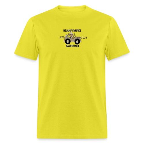 Inland Empire Jeep Club - Men's T-Shirt