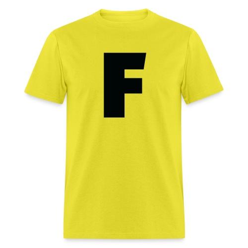 F - Men's T-Shirt