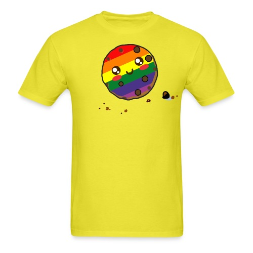 cookie lgbt - Men's T-Shirt