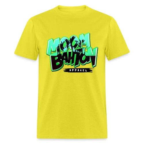 Moombah Apparel Green - Men's T-Shirt