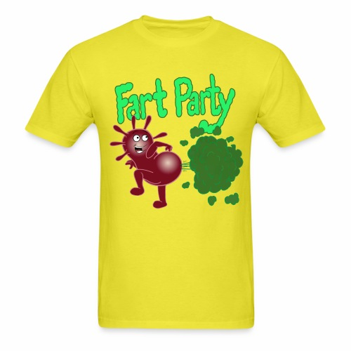 Fart Party - Men's T-Shirt