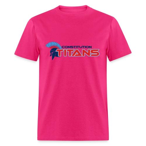 Constitution Titans 1 - Men's T-Shirt
