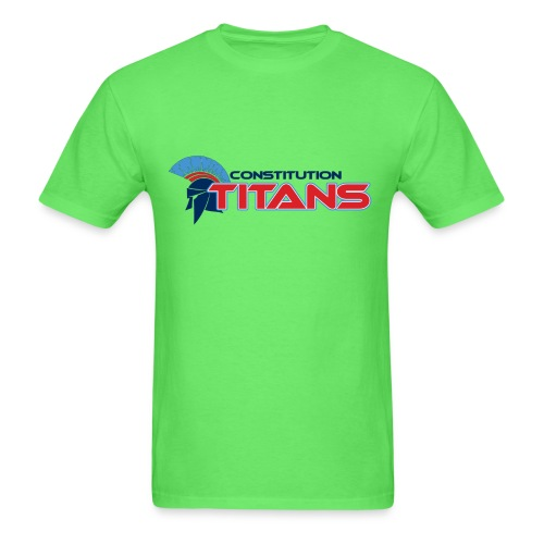 Constitution Titans 1 - Men's T-Shirt