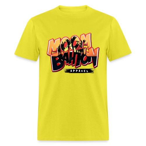 Moombah Apparel Red - Men's T-Shirt