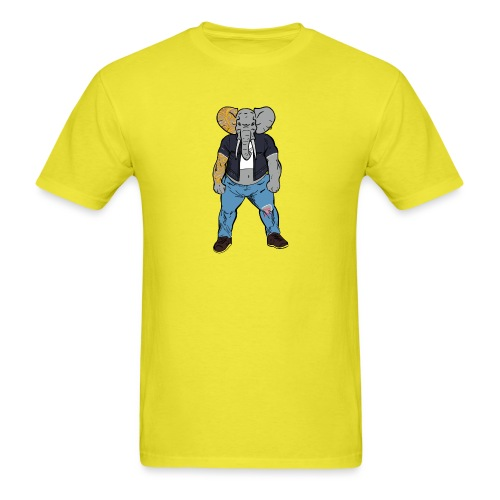 Dumbo Fell in the Wrong Crowd - Men's T-Shirt