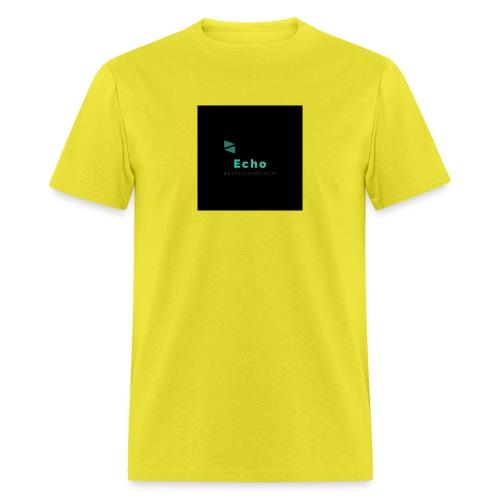 Echo Clan Offical Logo Merch - Men's T-Shirt