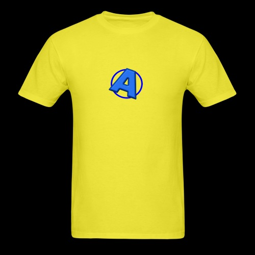 Awesomegamer Logo - Men's T-Shirt