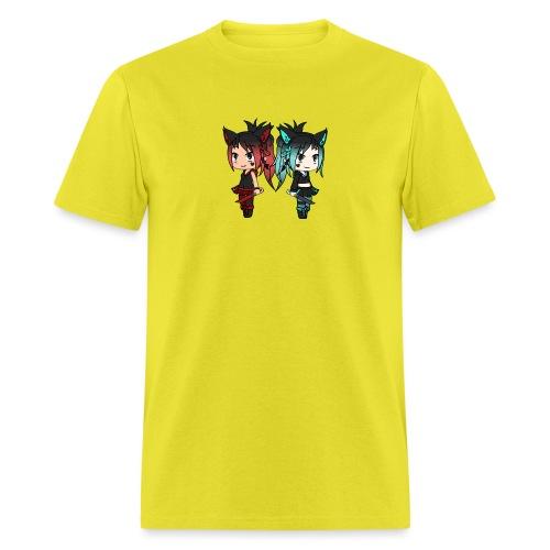 MikaShimmer Duo - Men's T-Shirt