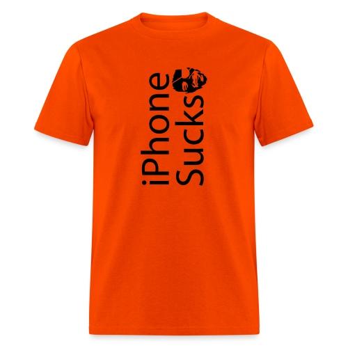 iPhone Sucks - Men's T-Shirt