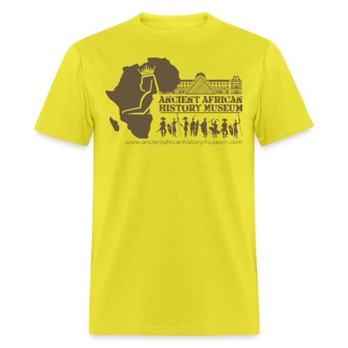 Ancient African History Museum Atlanta, Georgia - Men's T-Shirt