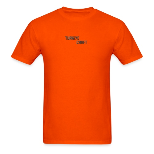 TurkiyeCrafts Solid Logo - Men's T-Shirt