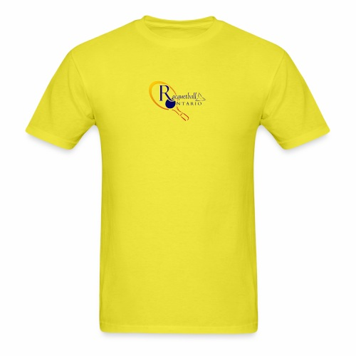 Racquetball Ontario branded products - Men's T-Shirt