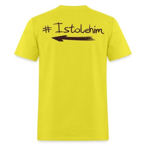 Hashtag Istolehim - Men's T-Shirt