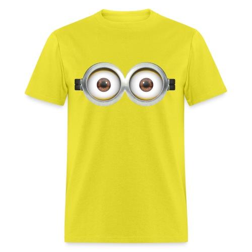 minions eye - Men's T-Shirt