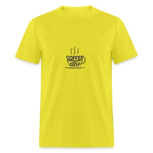 Morning Coffee - Men's T-Shirt