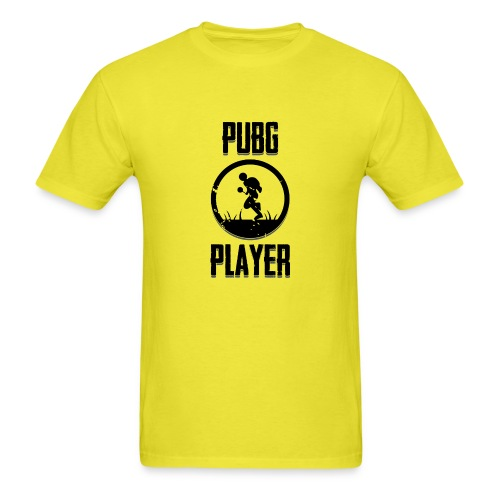 Pubg Player - Men's T-Shirt