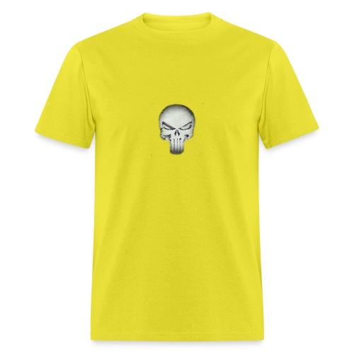 skull night - Men's T-Shirt