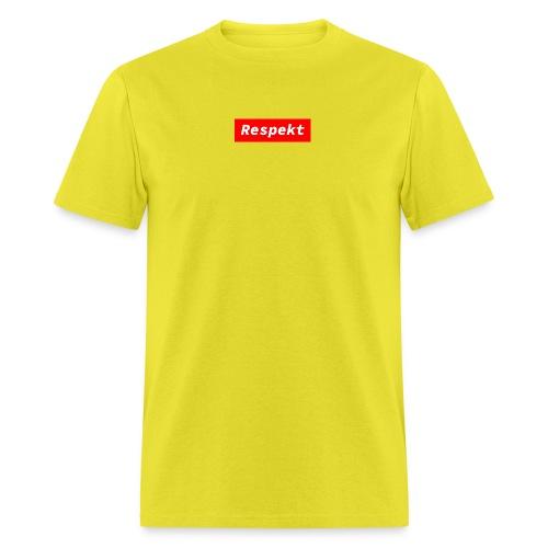 Respekt Custom Clothing - Men's T-Shirt