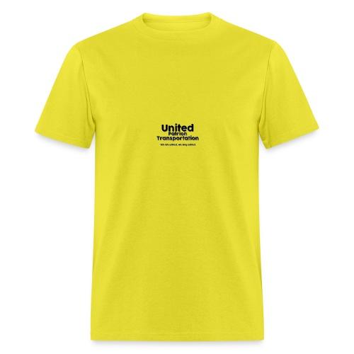 UPT hoodie red - Men's T-Shirt