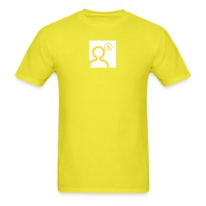 money on my mind - Men's T-Shirt