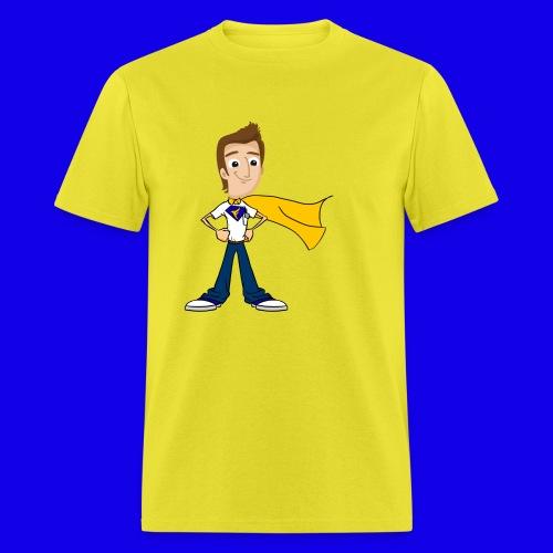 FusionPC Superhero - Men's T-Shirt