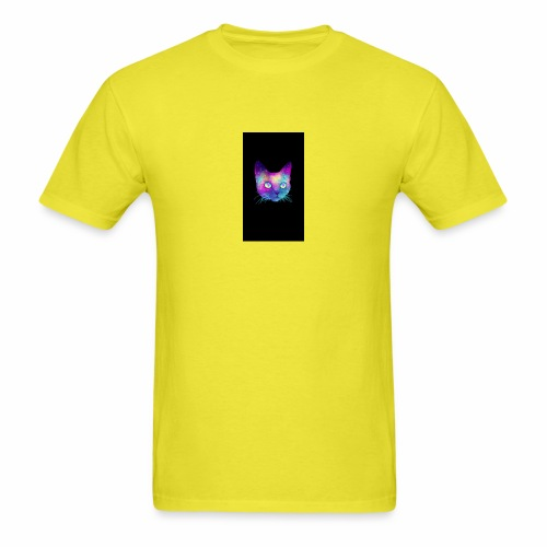 space cat - Men's T-Shirt