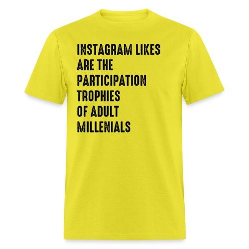Instagram - Men's T-Shirt