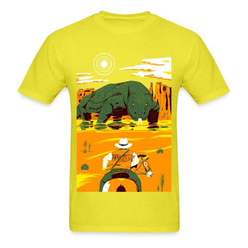 Mirage - Men's T-Shirt