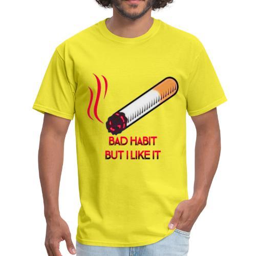CIGARETTE - Men's T-Shirt